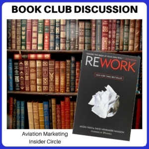 Book Club Discussion - ReWork