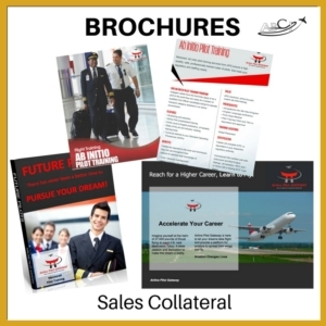 Aviation Marketing Brochures