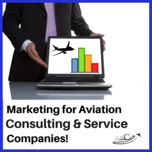 aviation service marketing