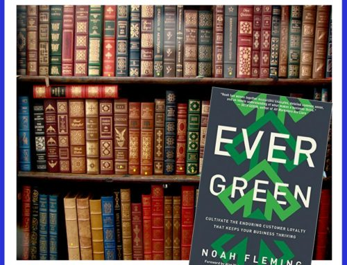 AMHF 0074 – Book Club Discussion – Evergreen- Customer Loyalty by Noah Fleming