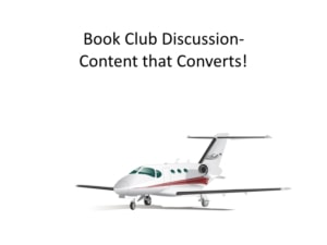 Book Club Discussion - Content that Converts