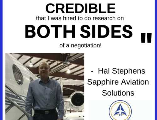 AMHF 0087 – Aviation Consulting Sales with Hal Stephens of Sapphire Aviation Solutions