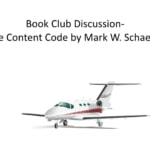 Book Club - Aviation content marketing