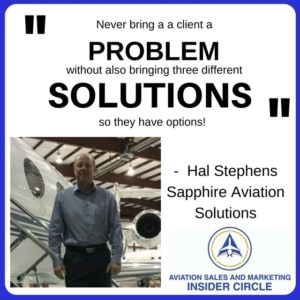 Quote - Aviation Consulting Sales