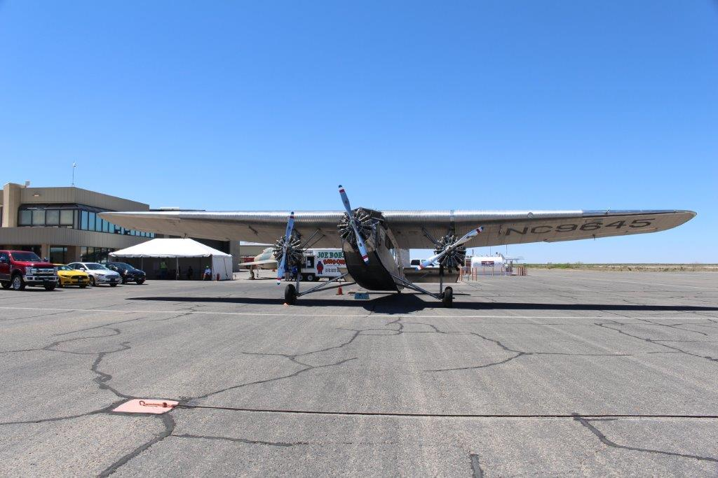 Ford Trimotor Photo