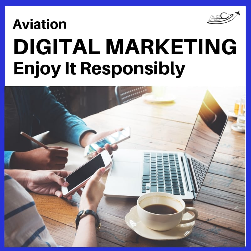 What are the best marketing tools for aviation?