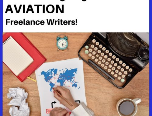 We're looking for great aviation freelance writers!