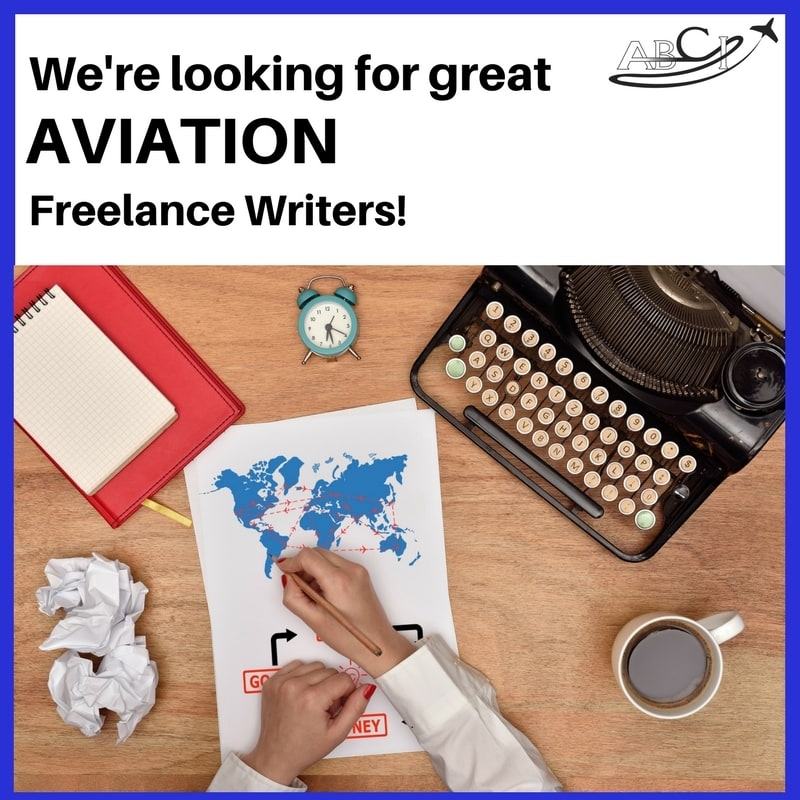 aviation freelance writers