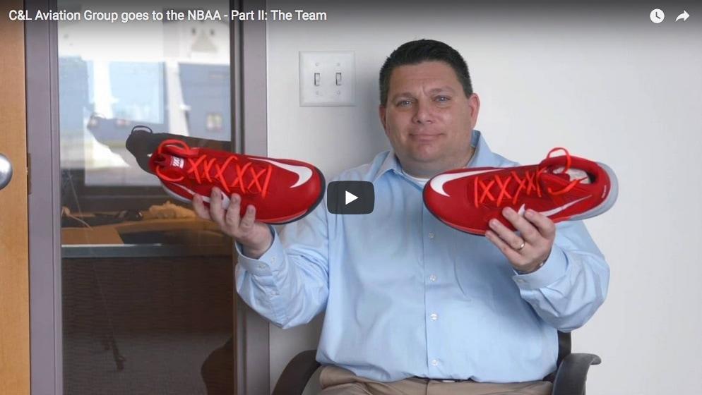 NBA - NBAA Spoof