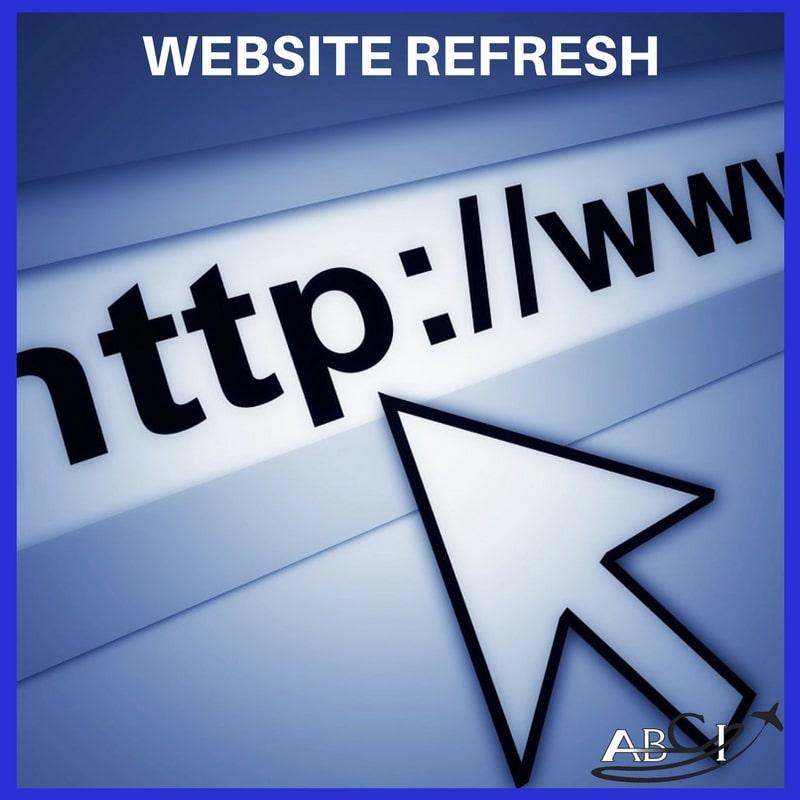 web site referesh