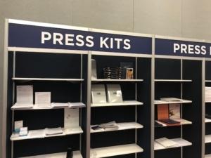 NBAA press kits