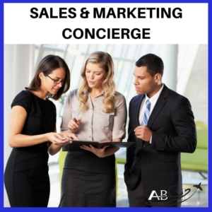 Sales & Marketing Concierge