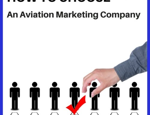 How to Choose an Aviation Marketing Company That Will Actually Help You Make Sales