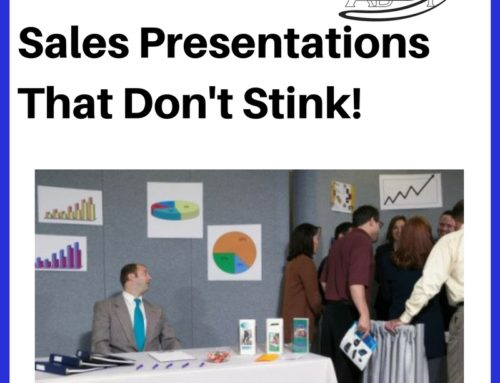 AMHF 0105 – Aviation Trade Show Sales Presentations That Don't Stink!