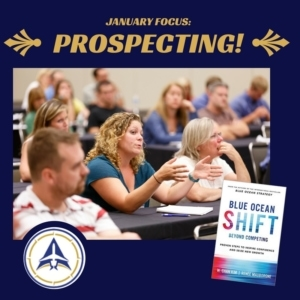 January Goal 2018 - Aviation Prospecting