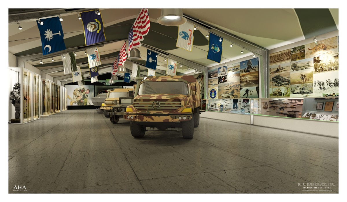 Neighborhood Airport welcomes Military History Museum