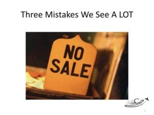 AMHF 0128 - Three Aviation Website Design Mistakes
