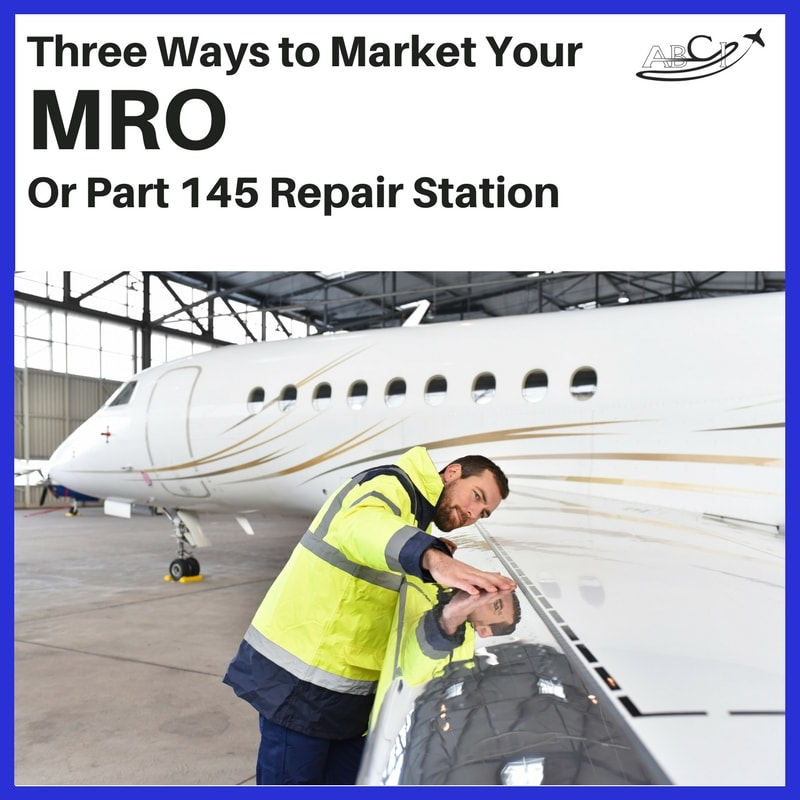 MRO Marketing Challenges -How to Differentiate!