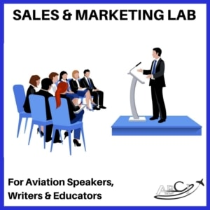 Sales & Marketing Lab for Aviation Sales Professionals