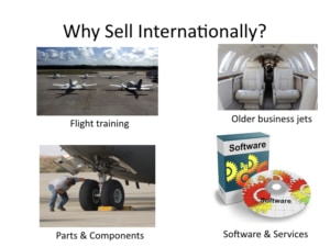 Three Tools for International Aviation Marketing