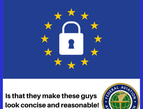 GDPR – Three Ways to Make it Easier for Aviation Companies