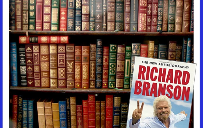 Aviation Sales & Marketing Book Club - Finding My Virginity by Richard Branson