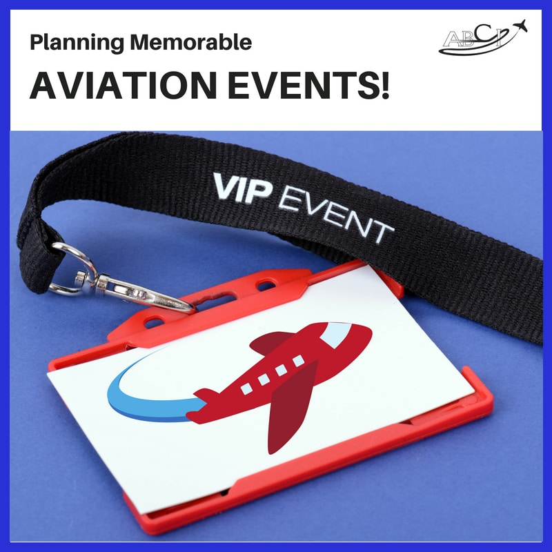 Planning Memorable Aviation Events