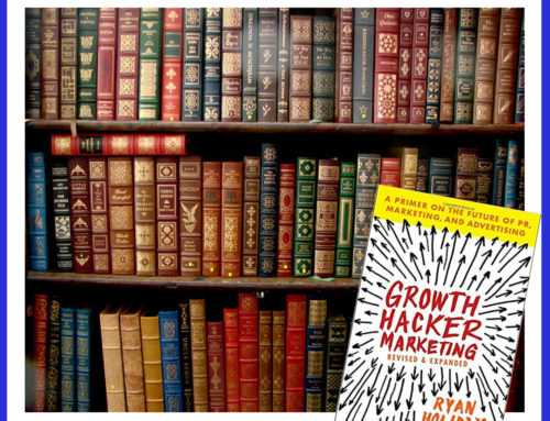 AMHF 0140 – Book Club – Growth Hacker Marketing by Ryan Holiday