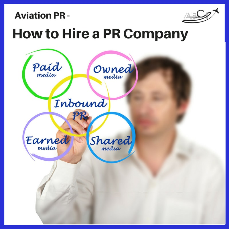 How to hire an aviation PR firm