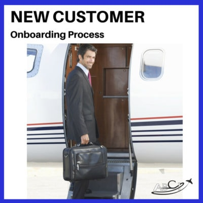 New Customer Onboarding Process