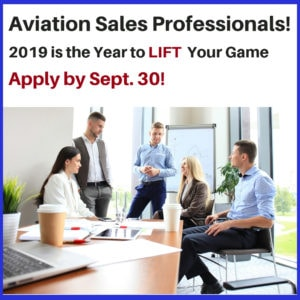 Aviation Sales and Marketing Scholarships