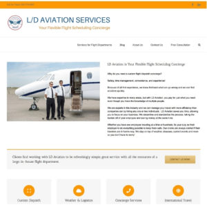 LD Aviation - Flight scheduling concierge for small flight departments