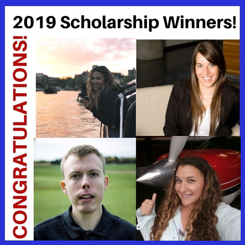 Sales and Marketing Scholarship Winners