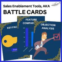Sales Enablement Cards