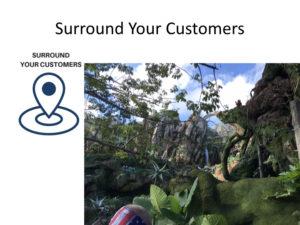 aviation marketing strategy - Three ideas from Disney - Consistency!