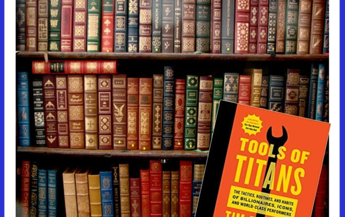 Aviation Sales and Marketing Book Club- Tim Ferris' Tools of Titans