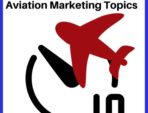 Top Ten Aviation Marketing Articles of 2018