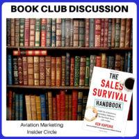 Book Club Discussion - Sales Survival