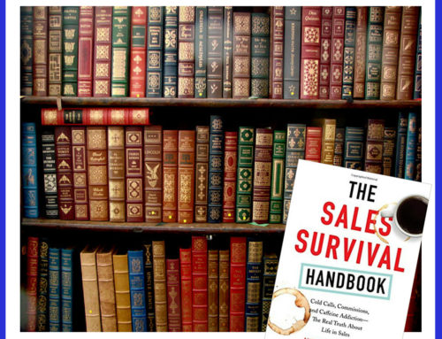 AMHF 0162 – Book Club Discussion – Sales Survival Handbook by Ken Kupchik