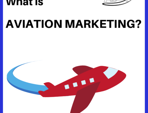 What is aviation marketing?