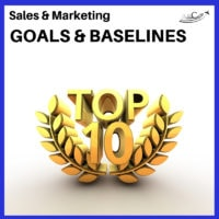 Aviation Marketing Strategy - Goals and Baselines for 2019