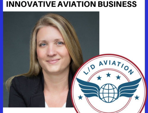 AMHF 0160 – Starting an Innovative Aviation Business with Lindsay Dyer