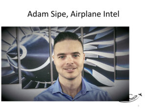 aviation marketing technology and teamwork with Adam Sipe