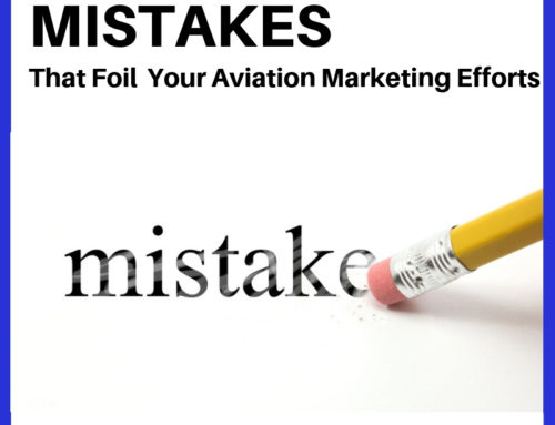 AMHF 0163 – Aviation Marketing Mistakes That Can Hurt Your Sales
