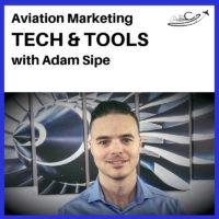 Aviation marketing tools & tech