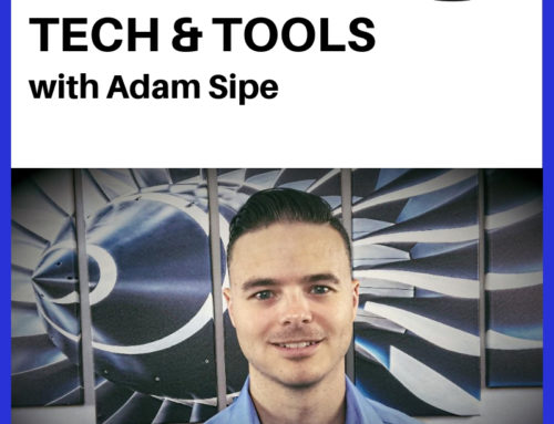AMHF 0164 – Aviation Marketing Tools & Tech – Interview with Adam Sipe