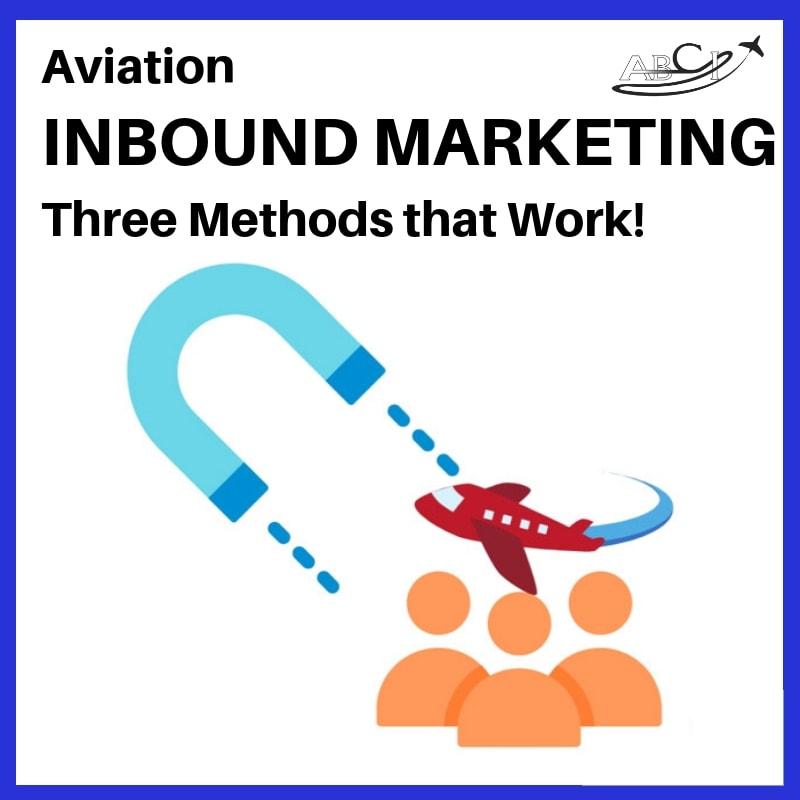 Inbound Aviation Marketing
