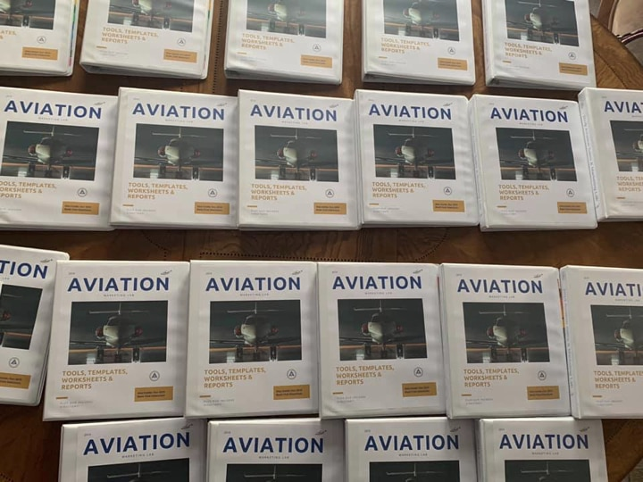 Aviation marketing course - materials