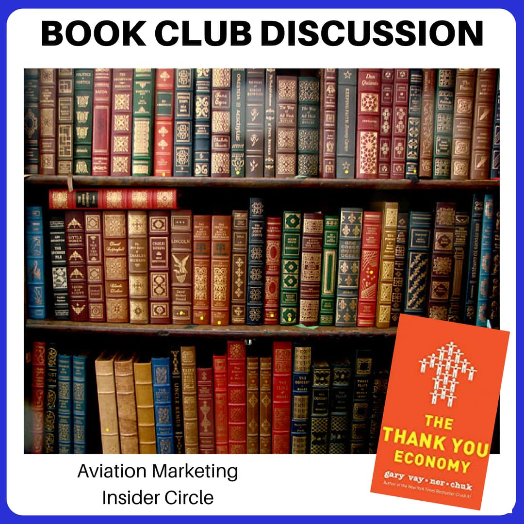 Book Club Discussion - The Thank You Economy