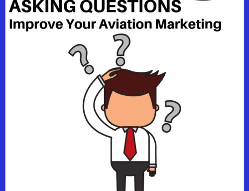 AMHF 0169 – How Can Asking Questions Improve Your Aviation Marketing?